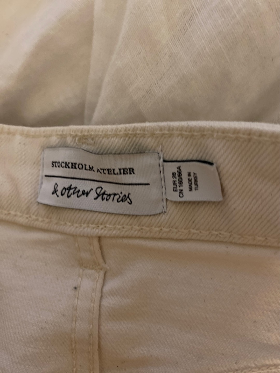 Women's trousers & jeans - & OTHER STORIES photo 2