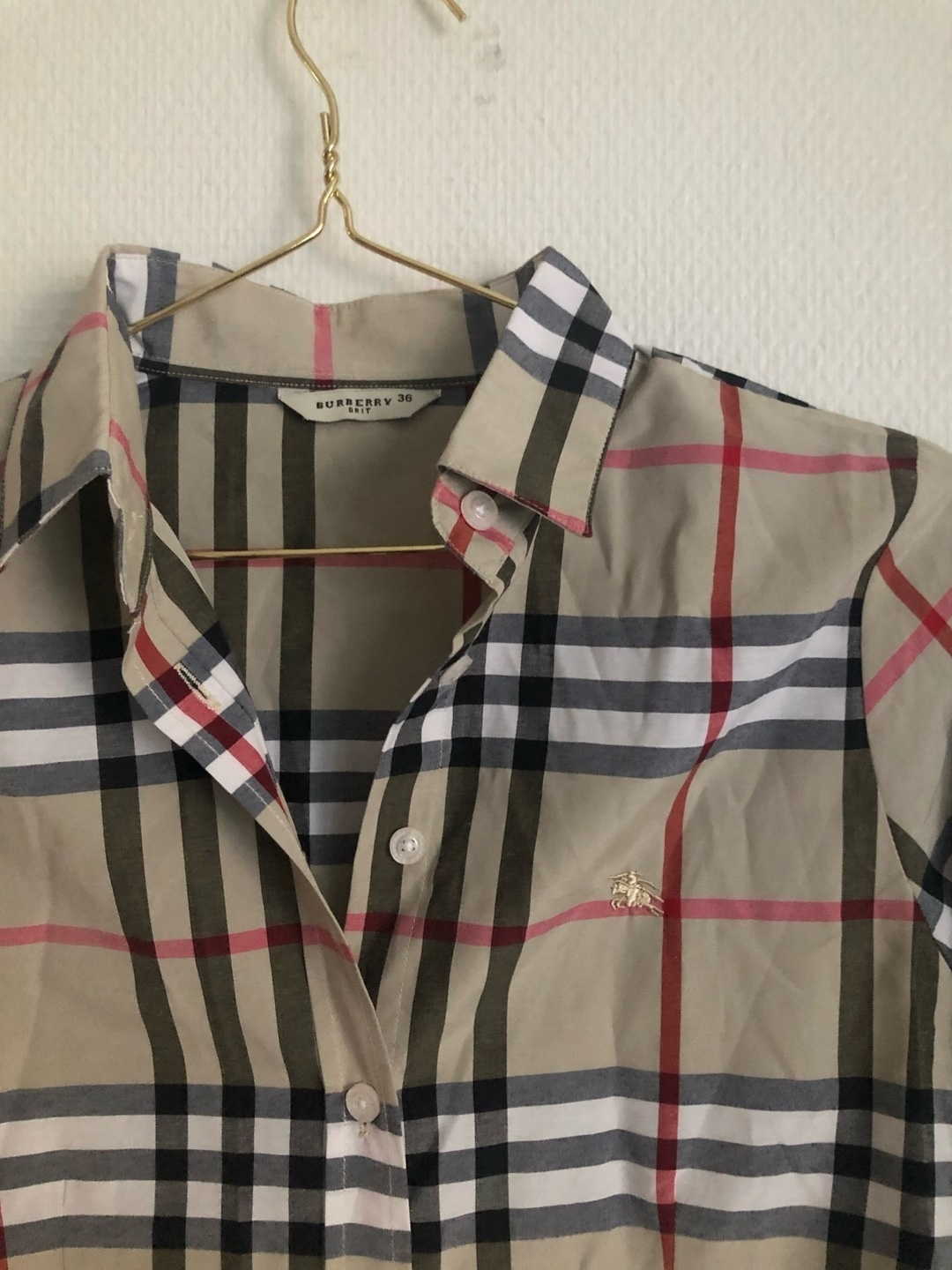 Women's blouses & shirts - BURBERRY photo 2