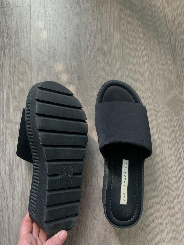 Naiset sandaalit & tohvelit - ZARA photo 3