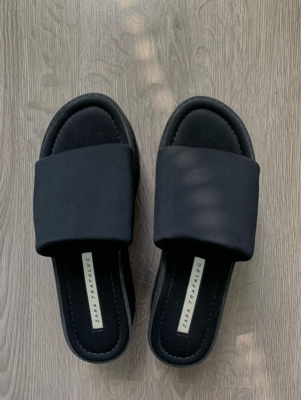 Naiset sandaalit & tohvelit - ZARA photo 4