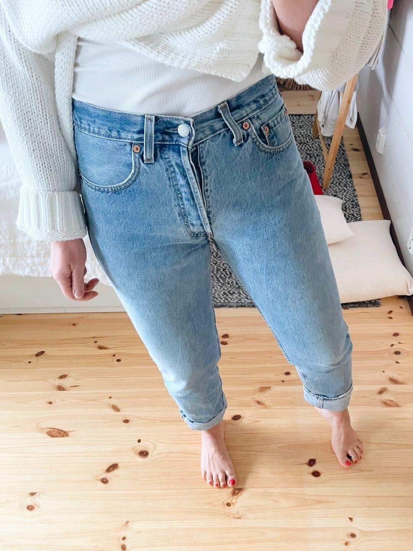 Women's trousers & jeans - LEVI'S photo 2