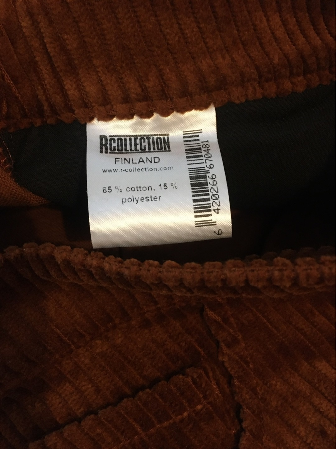 Women's skirts - R-COLLECTION photo 4