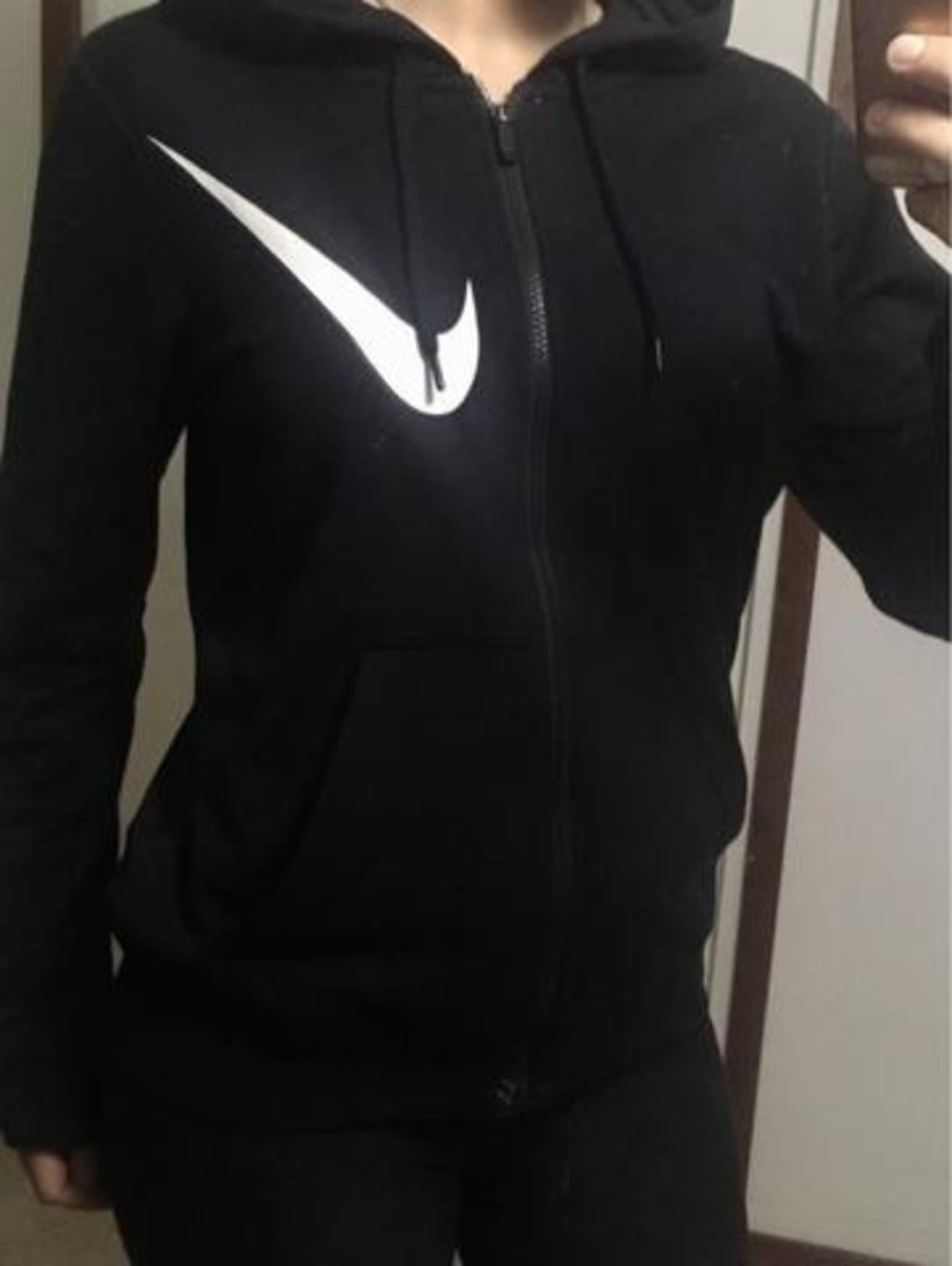 Damers hættetrøjer og sweatshirts - NIKE photo 3