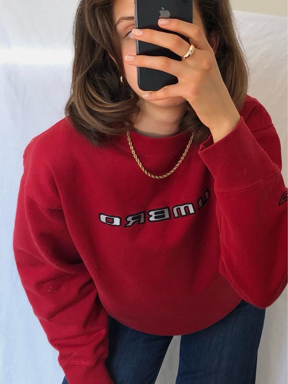 Women's hoodies & sweatshirts - VINTAGE-UMBRO photo 1